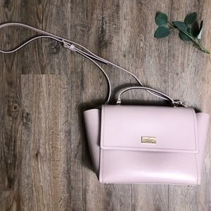 Kate Spade Nude Medium Crossbody Purse